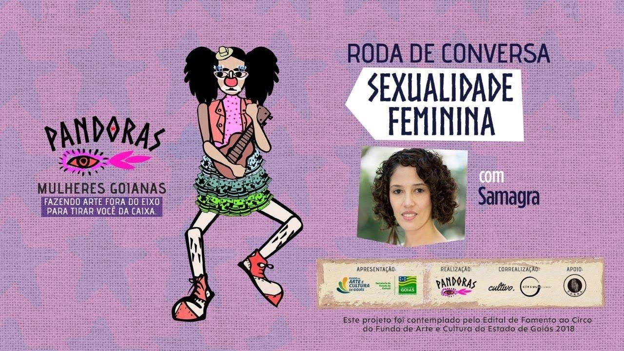 Sexualidade feminina com Prem Samagra
