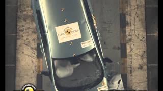 Renault ZOE - Crash Test 2013 - UFC Que Choisir