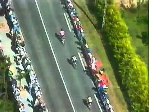 Tour de France 1993 Stage 3 Abdoujaparov  Dinard