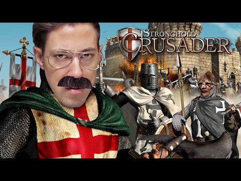 Gegen zwei Saladins | Stronghold Crusader HD