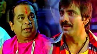 Taapsee Pannu ရဲ့မွေးနေ့ကိုကျင်းပဖို့ Ravi Teja က Brahmanandam ကိုလှည့်စားခဲ့ပုံ