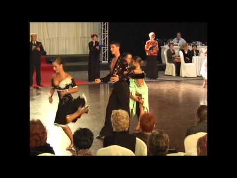 Richard & Morgana Crystal Leaf Cha-cha.wmv