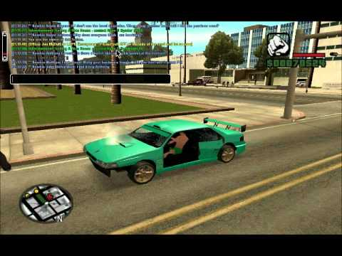 GTA SA:MP NGG Player Complaint Evidence