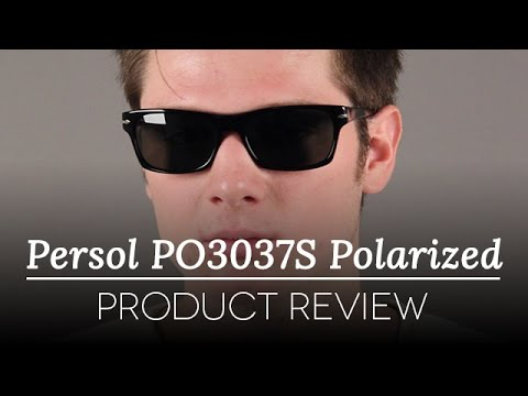 c75d318a78d Persol PO3037S Polarized Sunglasses Review - YouTube