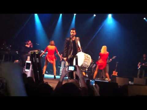 Murat Boz - Gümbür gümbür live in concert