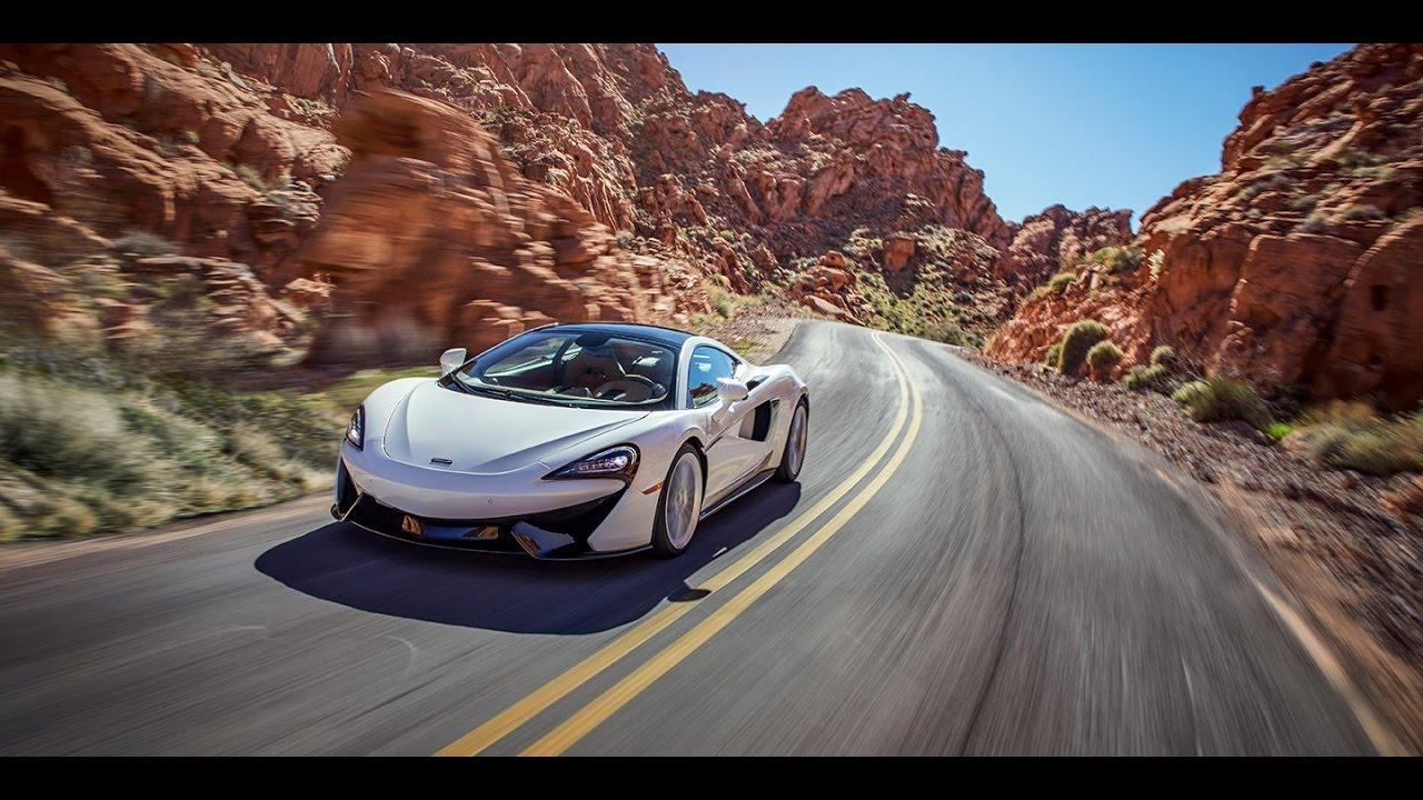 McLaren 570GT - The Journey