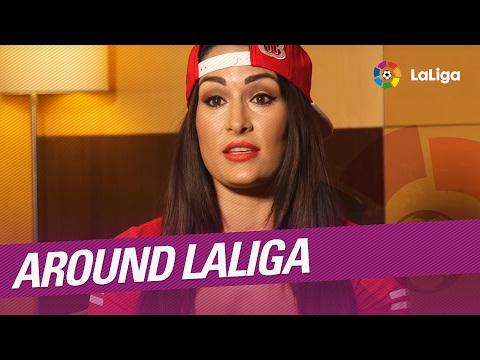 Nikki Bella, de promesa del fútbol a reina del WWE