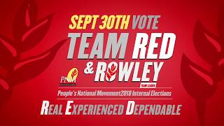 PNM 2018 Internal Elections San Fernando Meeting