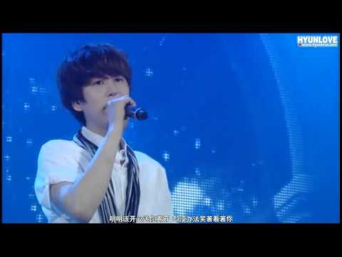 SS4 LIVE in JAPAN DVD - Kyuhyun solo 《sakura+kanade》