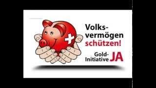 Schweizer Bürger gegen die Elite! Schweizer Goldinitiative! Lukas Reimann im Interview