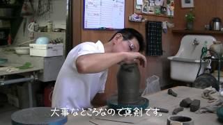 Repeat youtube video 新潟 阿賀町 あすなろ荘 【翌檜陶房 マネージャーの陶芸体験】
