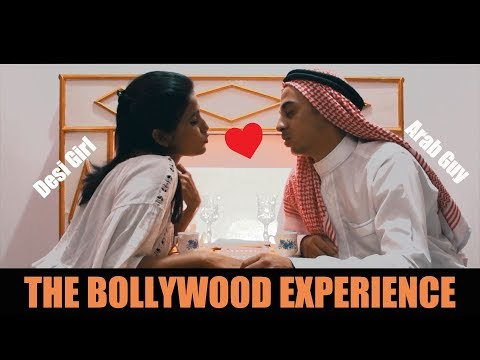 Desi Girl Gives Arab Guy The Bollywood Experience