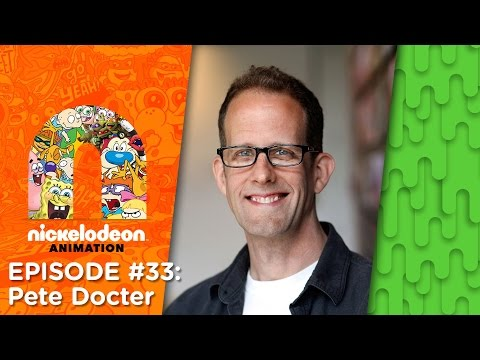 Episode 33: Pete Docter | Nick Animation Podcast