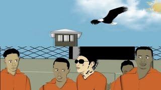 Vybz Kartel Puts Alkaline In Closed Casket [Jamaican Cartoon]