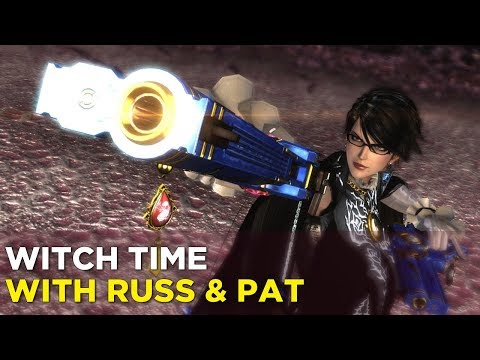 Bayonetta 2 with Russ and Pat