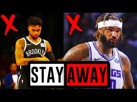 4 Free Agents To STAY AWAY FROM In 2019 NBA Free Agency