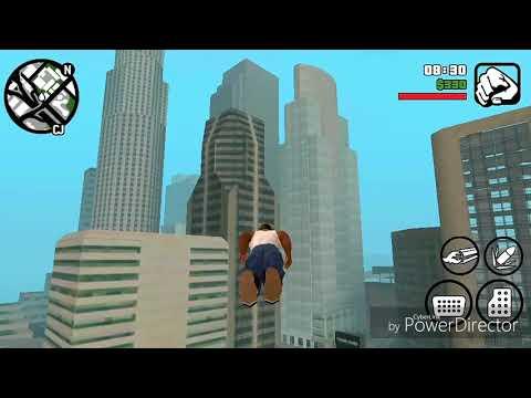 San Andreas flying jatt song