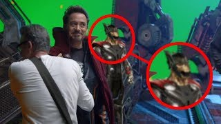 Why Beta Ray Bill Will Be In Avengers 4 *LEAKED PHOTOS*