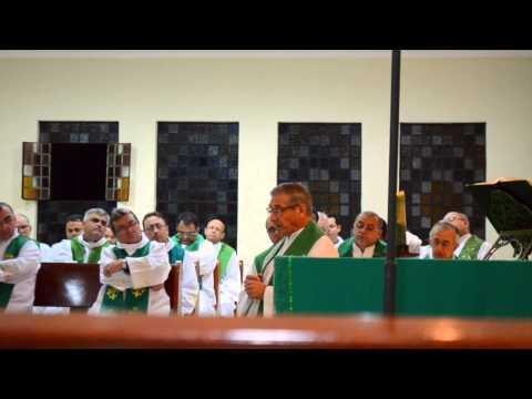 Homilia - Retiro do Clero Diocesano de Crato 2014