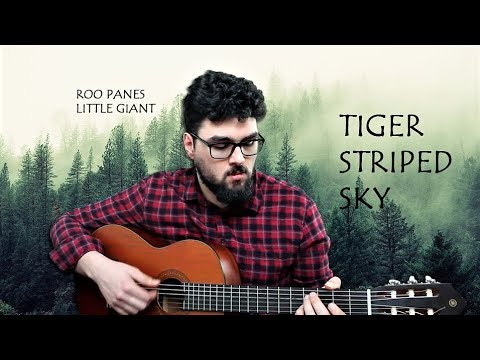 Roo Panes - Tiger Striped Sky (Cover)