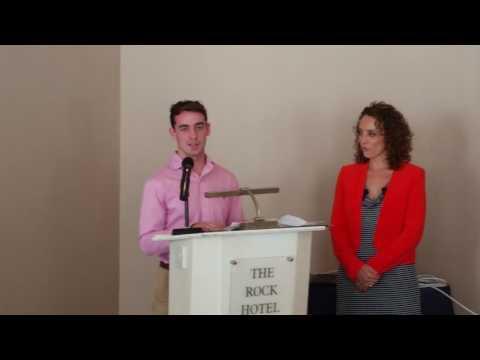 Gibraltar College Awards 2017 Speech by Matthew Maginnis