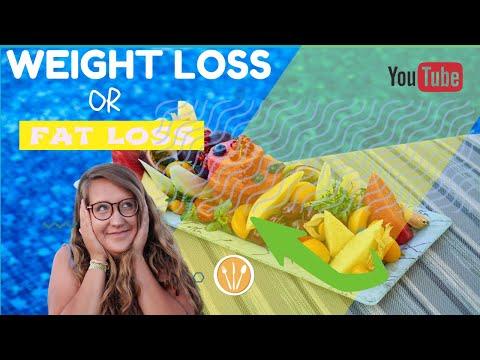 Weight loss or fat loss