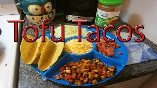 What's Cooking? | Tofu Tacos