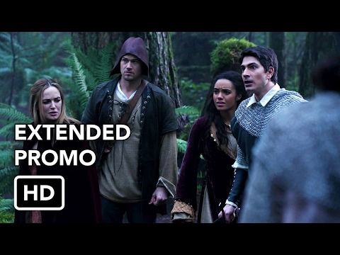 "DC's Legends of Tomorrow 2x12 Extended Promo ""Camelot/3000"" (HD) Season 2 Episode 12 Extended Promo"