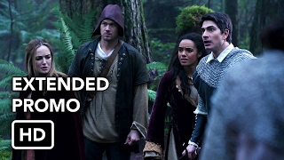"""DC's Legends of Tomorrow 2x12 Extended Promo """"Camelot/3000"""" (HD) Season 2 Episode 12 Extended Promo"""