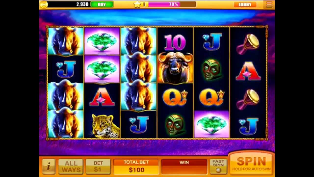 house of fun slots