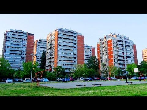 Blokovi, Novi Beograd (Full HD)