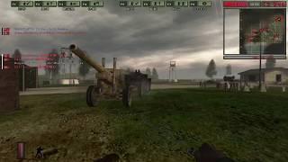 【Battlefield 1942 FHSW】Juno_Beach ジュノービーチ 2018-12-23