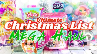 Unbox Daily: The Ultimate Christmas List MEGA HAUL & Buyers Guide