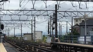 [試運転‼️]名鉄3300系 3309f(試運転豊明行き)新安城駅 通過‼️