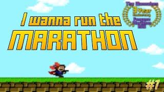 I WANNA RUN THE MARATHON! #1