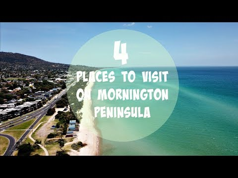 4 Places To Visit On The Mornington Peninsula | Living In Melbourne Ep 036 | Sub Esp