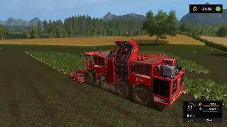 Farming simulator 17 - $1 billion doing only missions challenge timelapse ep#1