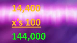 1 in 144,000
