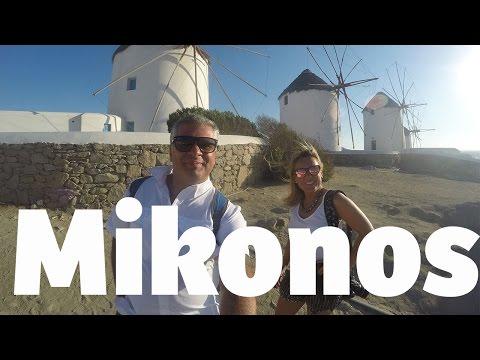 Los Mejores consejos para viajar a Mikonos