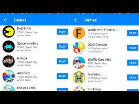 How To Play Facebook Messenger Games In Java Android And All Phones Hazaro Games