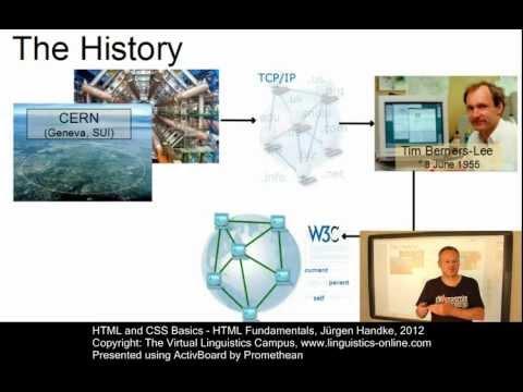 HTML And CSS - HTML Fundamentals