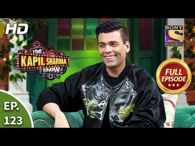 The Kapil Sharma Show season 2 - Karan Johar's Filmy Dialogues-  Ep 123- Full Episode- 15th Mar 2020