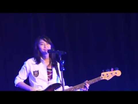 [FANCAM] JKT48 Band - Majisuka Rock & Roll at HS Halloween (lanjutan)