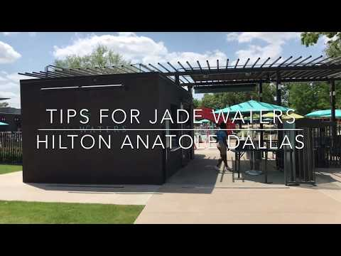 Tips For Visiting Jade Waters - At The Hilton Anatole In Dallas!