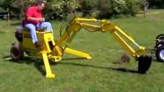 Flemming Micron Mini Digger thumbnail