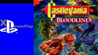 Castlevania Bloodlines Bloody Tears