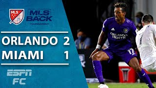 Nani's late heroics earn Orlando City a dramatic win vs. Inter Miami | MLS Highlights