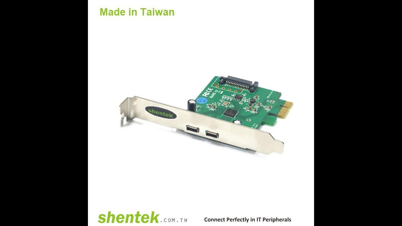 Taiwan 2 port Super-Speed USB3 0 Mini PCIe Card   Taiwantrade