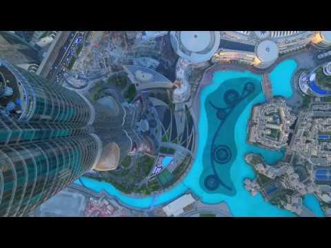 Burj Khalifa – Dubai 4K