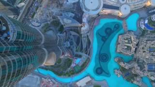 Burj Khalifa - Dubai 4K